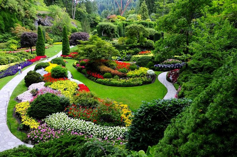 Los 10 jardines m s hermosos del mundo expertos en for Figuras para jardines