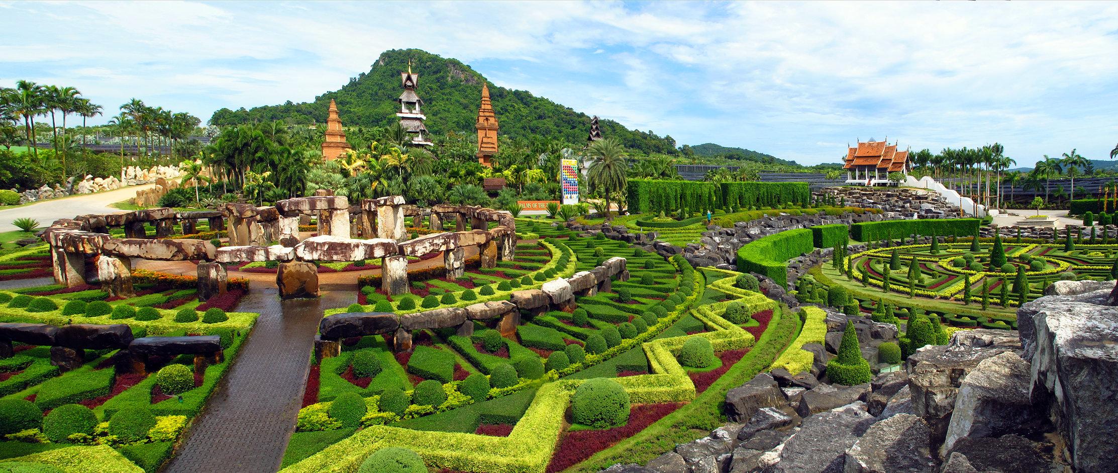 Los 10 jardines m s hermosos del mundo expertos en for Jardines bellos fotos